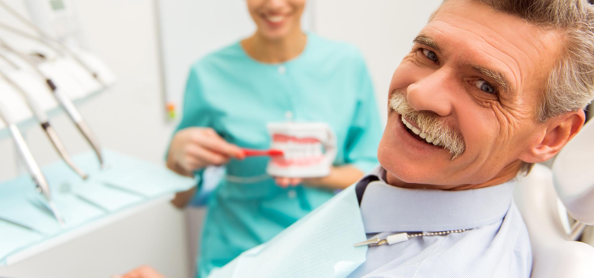 Complete Dentures in Batavia NY